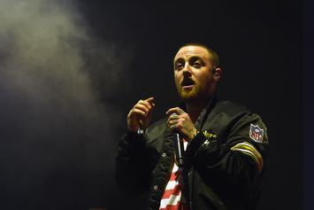 Mac Miller Leaves Jail With Sweater Over His Head Following DUI Arrest
