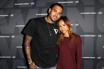 Chris Brown Posts And Deletes His Birthday Wishes For Ex Karrueche Tran