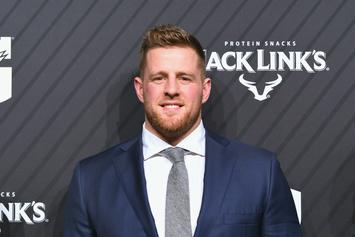 J.J. Watt To Pay For Funerals Of Victims In Sante Fe Shooting