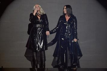 Christina Aguilera & Demi Lovato Perform Feminist Duet At Billboard Awards