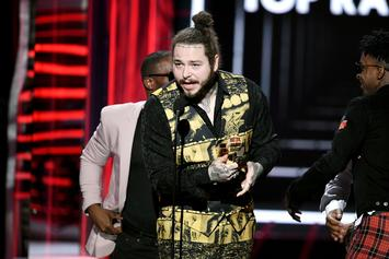 Post Malone & Yodelling Kid Took A Selfie At The BMAs
