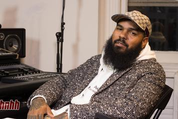 Stalley Reveals That He Used To Babysit Trippie Redd