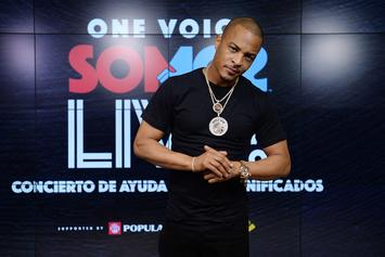 T.I. Says Arrest Hurt His Image, Hopes Someone Will Take Responsibility