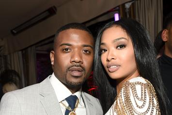 Ray J & Princess Love Welcome A Baby Girl