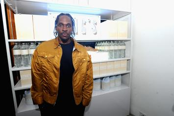 """Pusha T Doesn't Think His Drake Diss On """"Infrared"""" Is Disputable"""