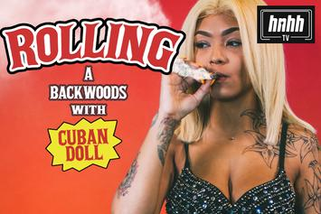 "Cuban Doll Explains Why She Thinks Dabbing Is Scary On ""How To Roll"""