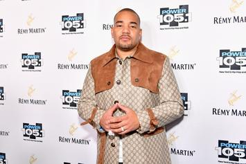 "DJ Envy Faces Backlash After Calling His Wife A ""B*tch"" In A Text Message"