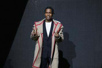 "A$AP Rocky's ""Testing"" Production Credits Have Been Revealed"