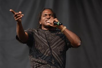 "Pusha T Talks ""Daytona,"" Drake Beef, & Kanye West On Breakfast Club"