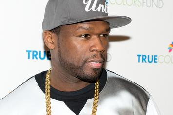 "50 Cent Responds To NYPD Investigation On Him: ""All This For My Hashtag"""