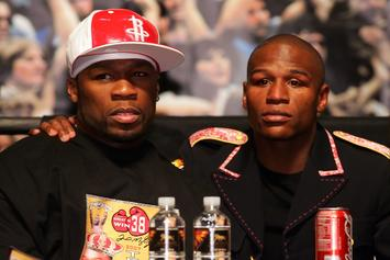 50 Cent Reignites Floyd Mayweather Beef Through Instagram Trolling