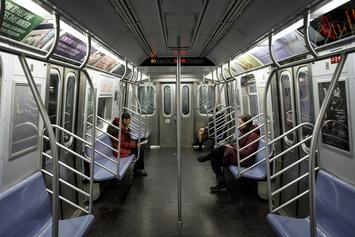"""Black Woman Loses It On Jewish Man On Subway: You """"Think You're So F*cking Smart"""""""