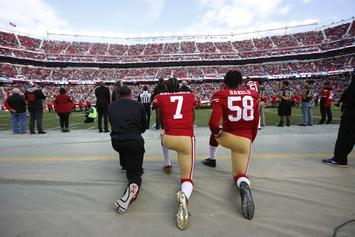 Several NFLers Flirting With Idea Of Sitting Out With Kaepernick & Reid: Report