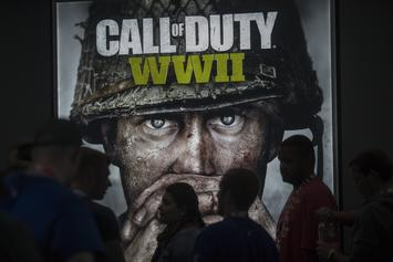 """""""Call Of Duty: WWII"""" Revealed With Explosive New Trailer"""