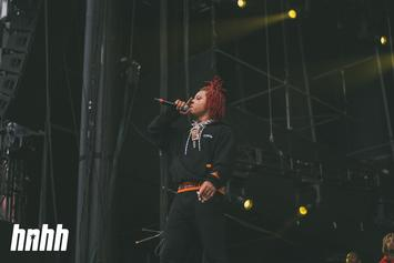 """Trippie Redd Flexes His $400K Iced Out """"Uka Uka"""" Chain"""