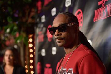 Snoop Dogg Bought A Bulletproof Van After Biggie's Murder