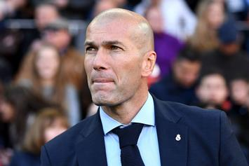 Zinedine Zidane Leaves Real Madrid After Third Title