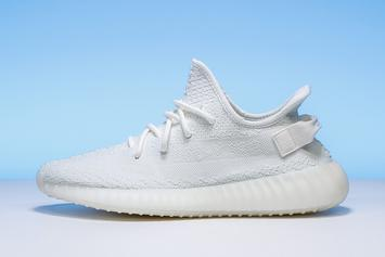 "Adidas Yeezy Boost 350 V2 ""Cream White"" Restock Announced"