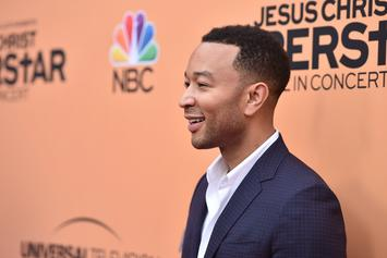 John Legend Has Some Choice Words To Describe Roseanne Barr