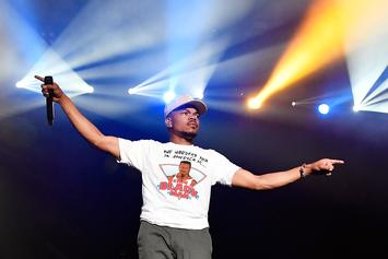 "Chance The Rapper Celebrates Mother Of Child On Birthday: ""You Made Me Find God"""