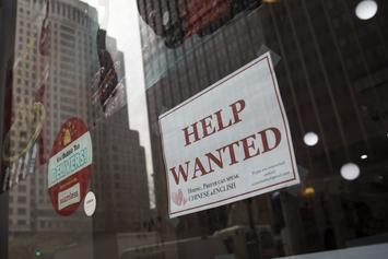 America Gains 223,000 New Jobs As Unemployment Rates Fall To 18-Year Low