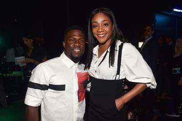 Kevin Hart Gave Tiffany Haddish $300 When She Was Homeless