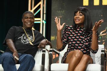 Lil Rel Blasts Tracy Morgan For Reaction To Tiffany Haddish Questions