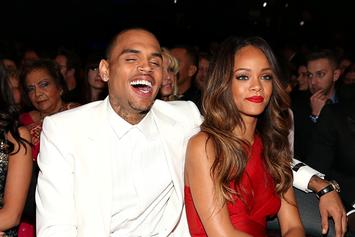 Chris Brown Follows Rihanna On IG Moments After Her Split With Hassan Jameel