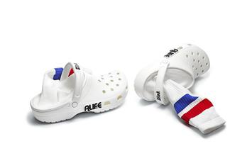 Alife Teams With Crocs For Bizarre Luxury Collection