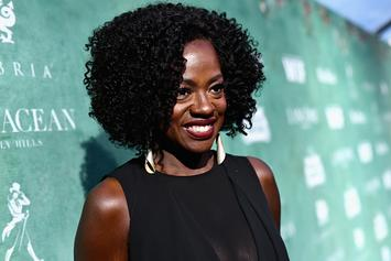 "Viola Davis Leads Mourning Women To Finish Their Husband's Heist In ""Widows"""