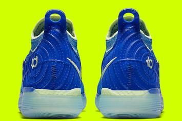 Nike KD 11 Official Images Revealed