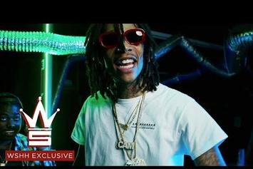 """Wiz Khalifa & FRE$H Throw A Party In """"Paul Masson"""" Video"""