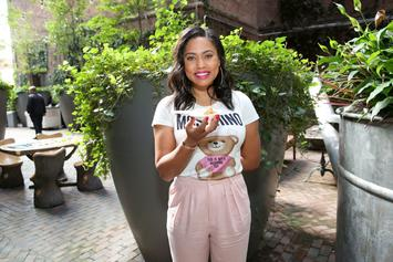 "Ayesha Curry To Host ""Family Food Fight"" Show On ABC"