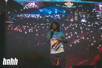 "J. Cole's ""ATM"" Achieves Gold Status In United States"