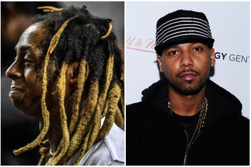 "Juelz Santana & Lil Wayne's ""I Can't Feel My Face"" Album Is Done"