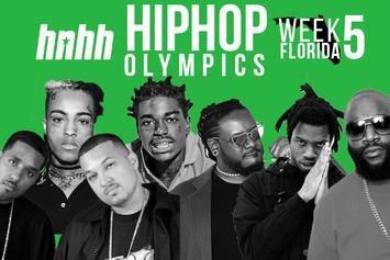 "Hip-Hop Olympics Bracket Week 5: ""Florida Boy"""