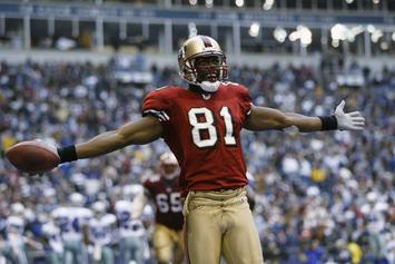 Terrell Owens Eyeing NFL Comeback With 49ers