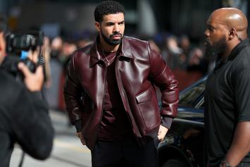 Drake Spotted In Public For First Time Since Pusha T's Diss