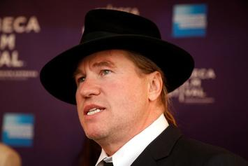 """Val Kilmer Set To Return As """"Iceman"""" In """"Top Gun 2"""" With Tom Cruise"""