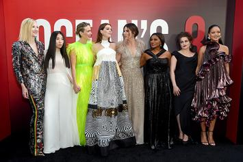 """""""Ocean's 8"""" Will Take The #1 Spot At The Box Office"""