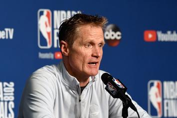 Steve Kerr Was Surprised Cavaliers Even Made It To NBA Finals