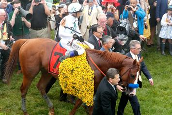 "Triple Crown Winner ""Justify"" Becomes Most Valuable Race Horse In History At $75 Million"