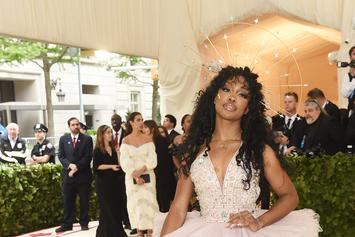 "SZA Thanks TDE & Fans On One-Year Anniversary Of ""Ctrl"": ""You've Changed My Life"""