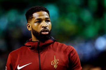 Tristan Thompson's Former Side Chick Lani Blair Says Tristan's Not On Her Mind