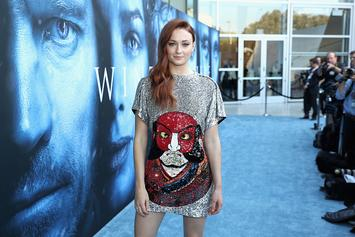 """""""Game Of Thrones"""" Actress Sophie Turner's Tattoo May Contain A Series Spoiler"""