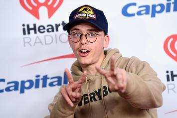 "Logic Has Officially Dubbed Himself ""Bobby Biracial"""