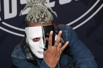 XXXTentacion Previews Turbulent New Screamo Song