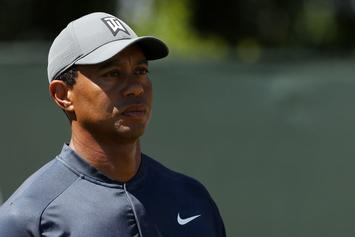 US Open: Tiger Woods Trolled By Wendy's After Triple Bogey