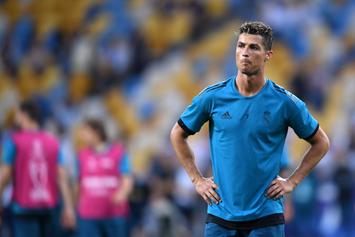 Cristiano Ronaldo Agrees To Pay $21.8M In Tax Evasion Case