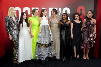 "Sandra Bullock Claims Tabloid Tried To Pit ""Ocean's 8"" Cast Against Each Other"